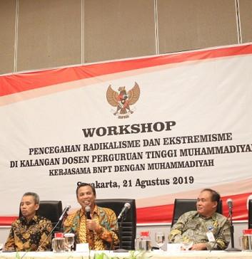 Workshop Pencegahan Radikalisme dan Ekstremisme