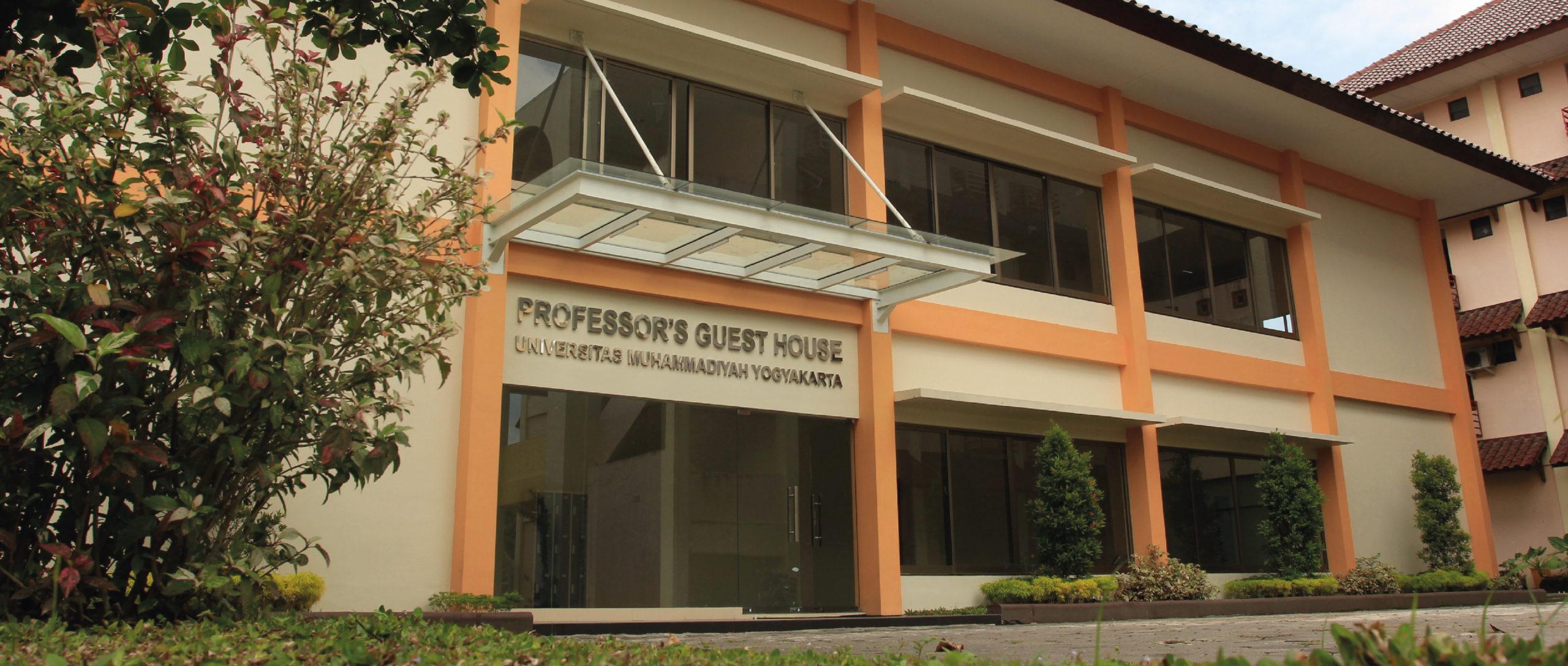 Professor's Guest House