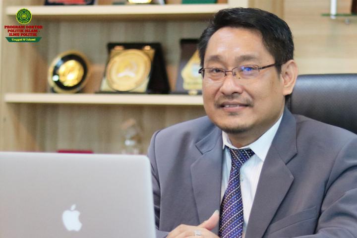 Dr. Anjar Nugroho (Rektor Universitas Muhammadiyah Purwokerto)