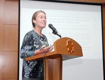 Keynote Speaker Prof. Dr. Michaelle Browers, Ph.D